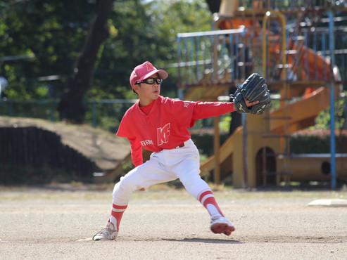 11月1日(日)武蔵野リーグ 5戦目