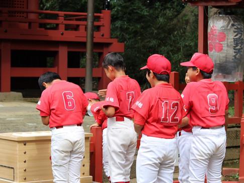 9月21日(月) 川越市市長杯準々決勝