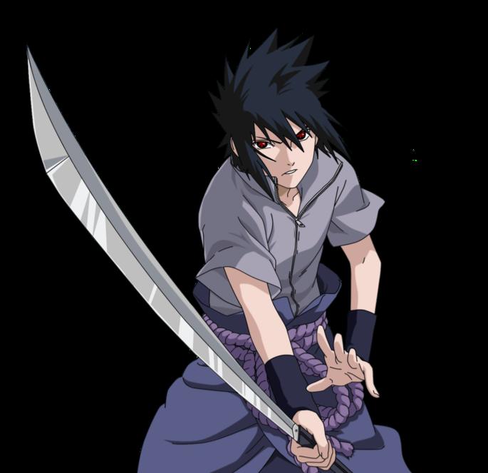 Como Desenhar Sasuke Uchiha Em Apenas 9 Passos Modo Facil