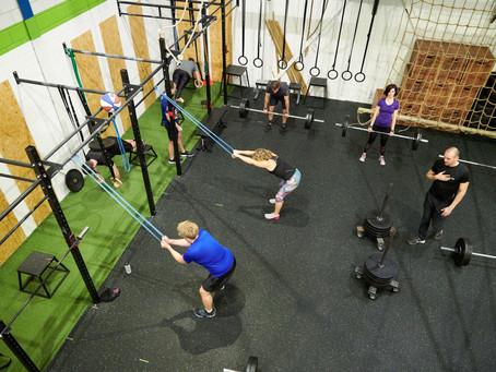 Conditioning training bij Sport & More vs Crossfit in het algemeen