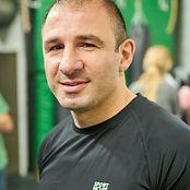 Levent Özel bokstrainer bij Sport & More