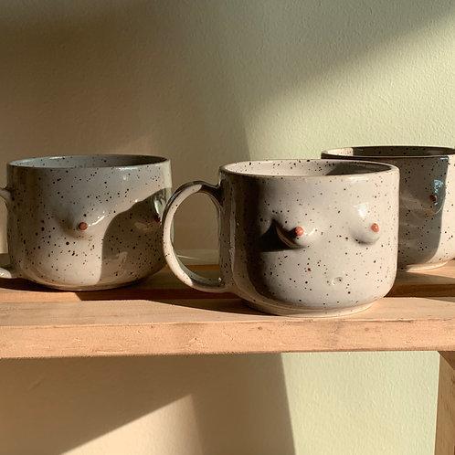 Aly Kangleon Boob Mugs