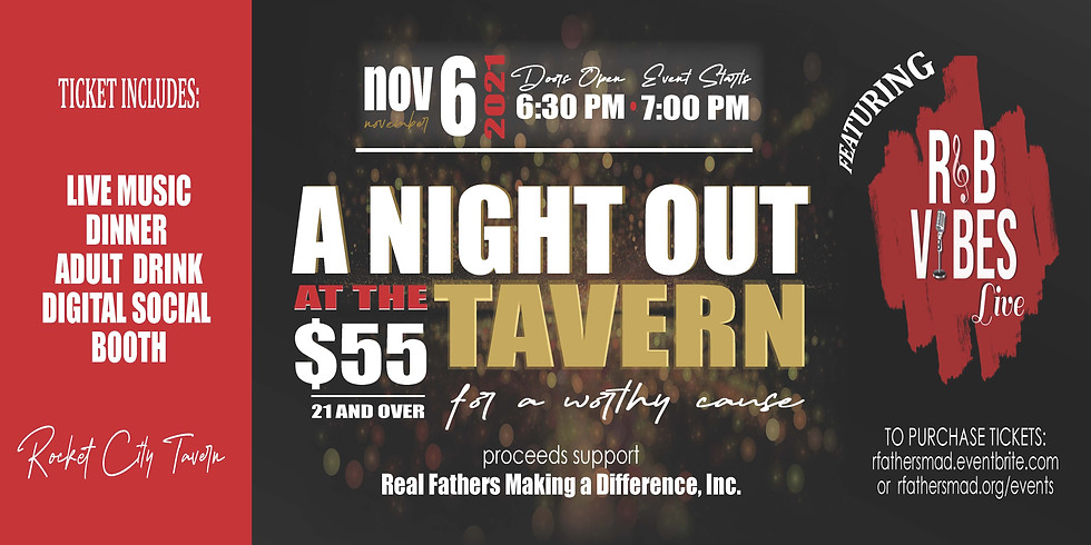 A Night Out @ The Tavern - For a Worthy Cause