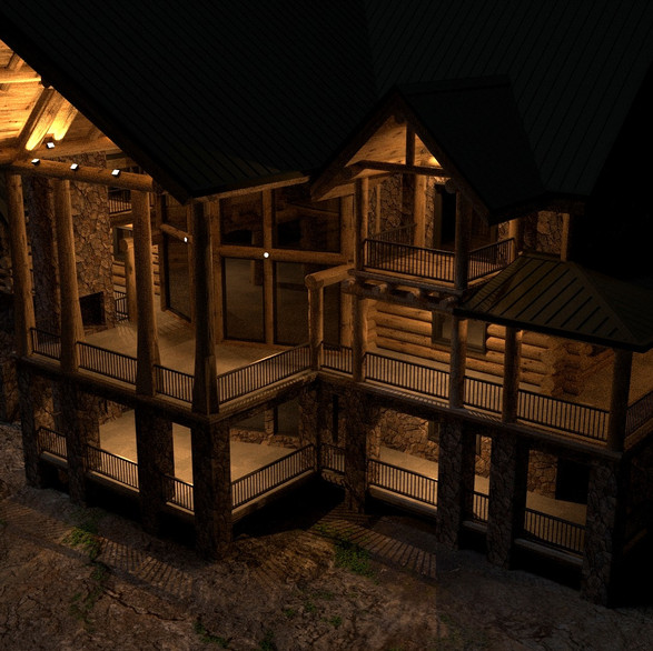 Log Home Lit Up.jpg
