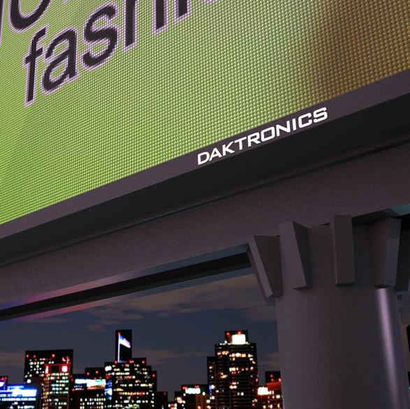 Daktroniks Board