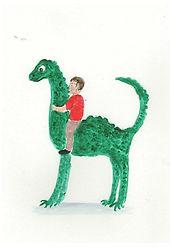 Boy Riding Dinosaur.jpg
