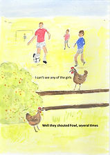 Hens and football.jpg