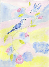 Birds and Flowers.jpgcard design