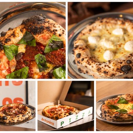 Antonio's Pizza reabre su salón: lo mejor de la pizza napoletana en pleno Microcentro
