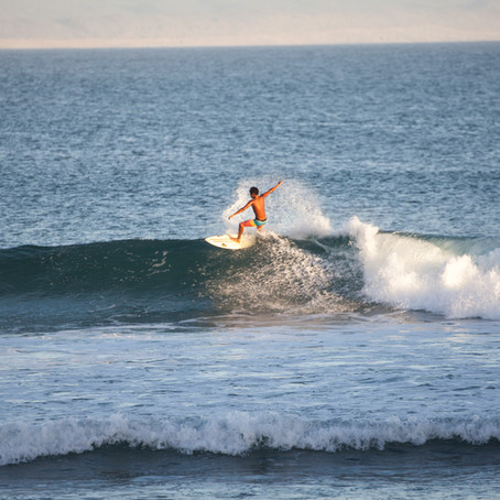Scorpion Bay's 5 Step Guide to Perfect Surf