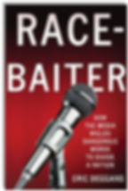 Race-Baiter, Eric Deggans, Author, books, publishers, media tours, radio tours