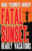 Fatal Sunset, author, books, Mark Yoshimotto Nemcoff, self-publishing, publishers, radio tours