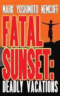 Fatal Sunset, author, books, Mark Yoshimotto Nemcoff, self-publishing, publishers, radio tours