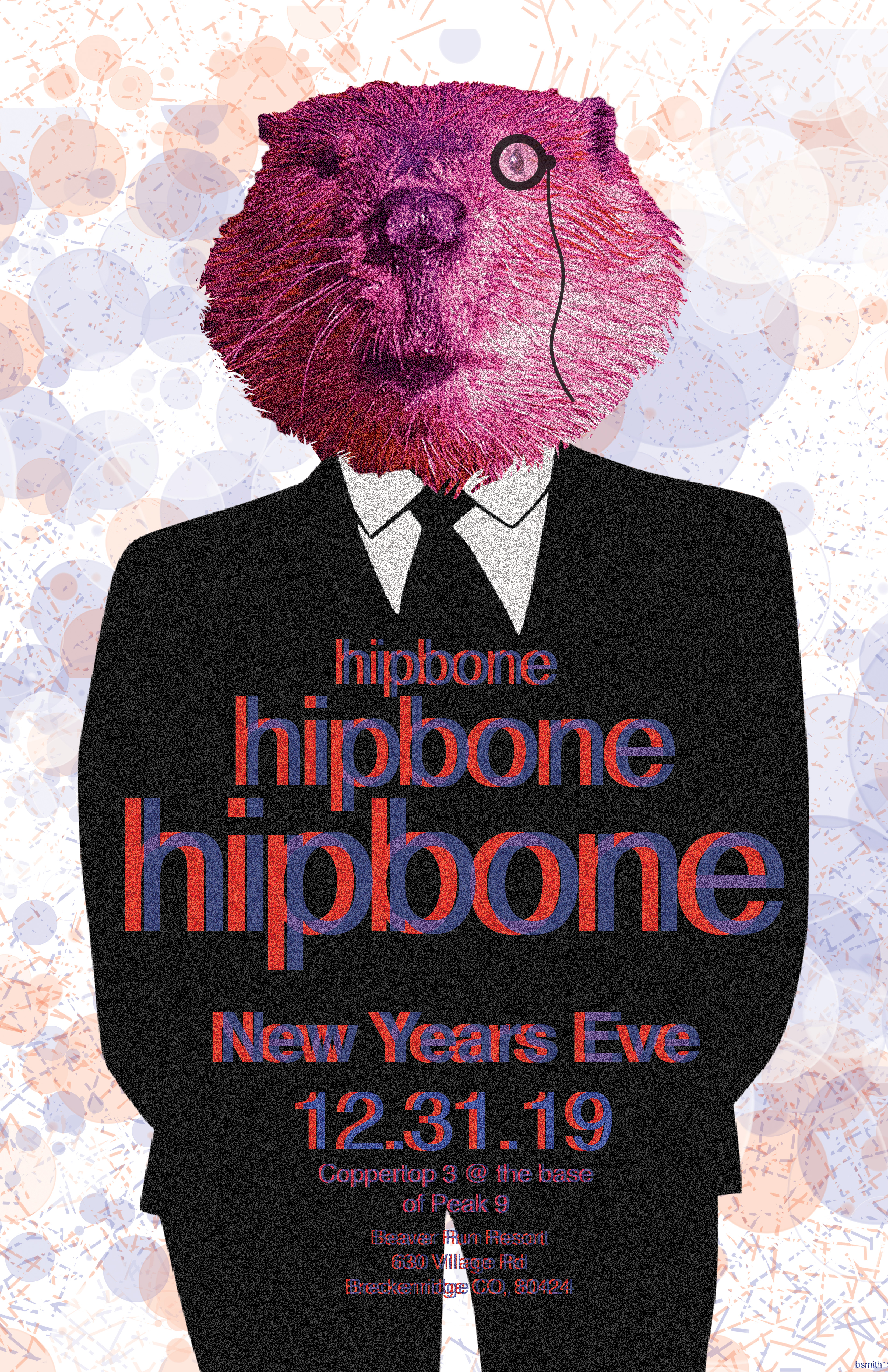 Hipbone New Years Eve 4