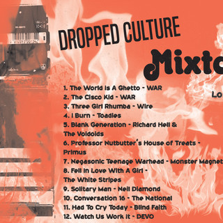 Dropped Culture Mixtape Lost In Time