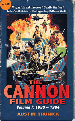 The Cannon Film Guide Volume I