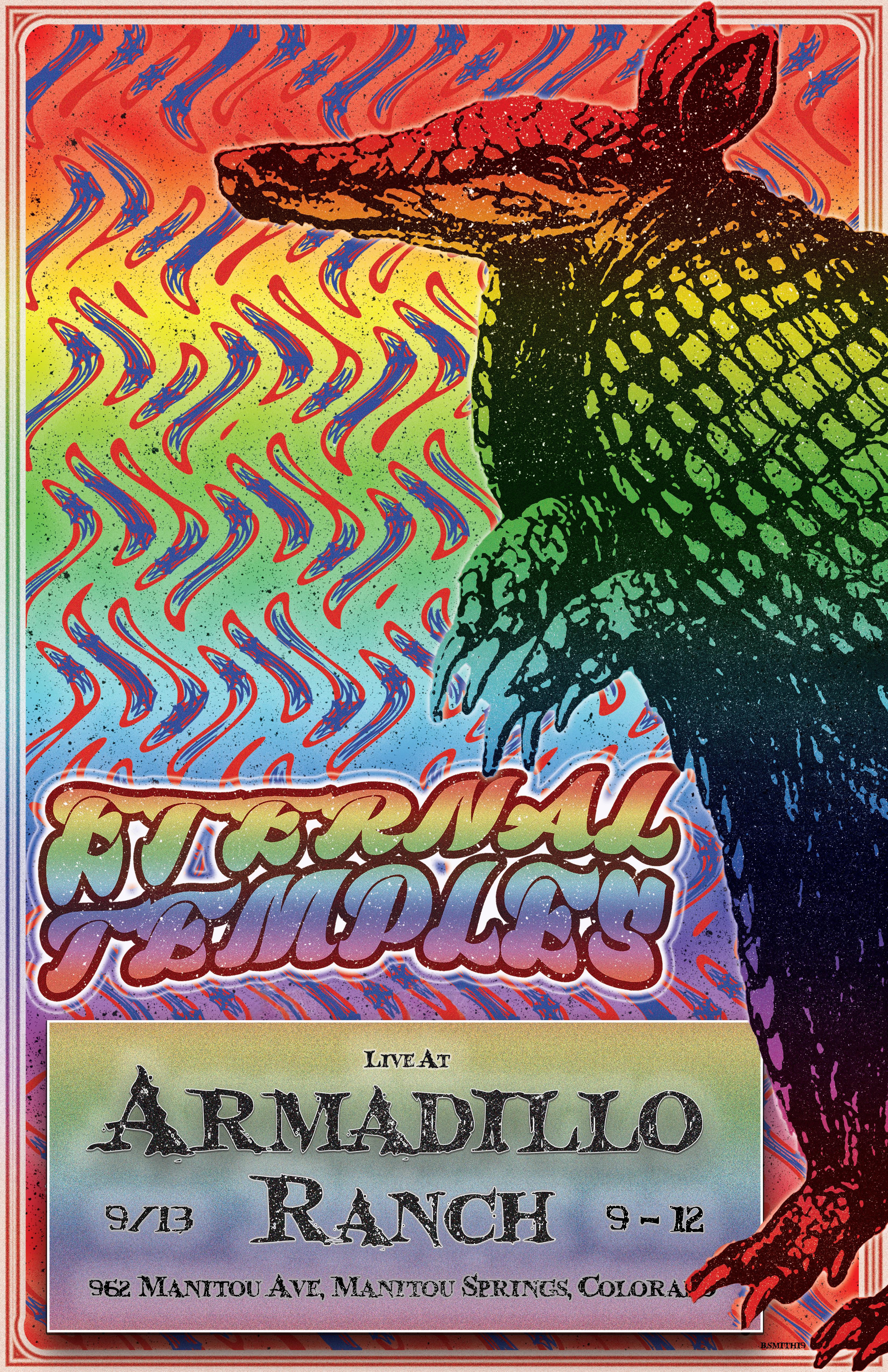The E.T.'s Armadillos #2