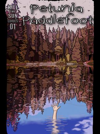 Petunia Paddlefoot