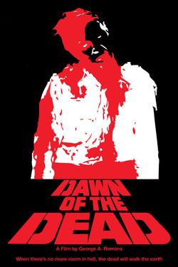Dawn of the Dead 24 x 36