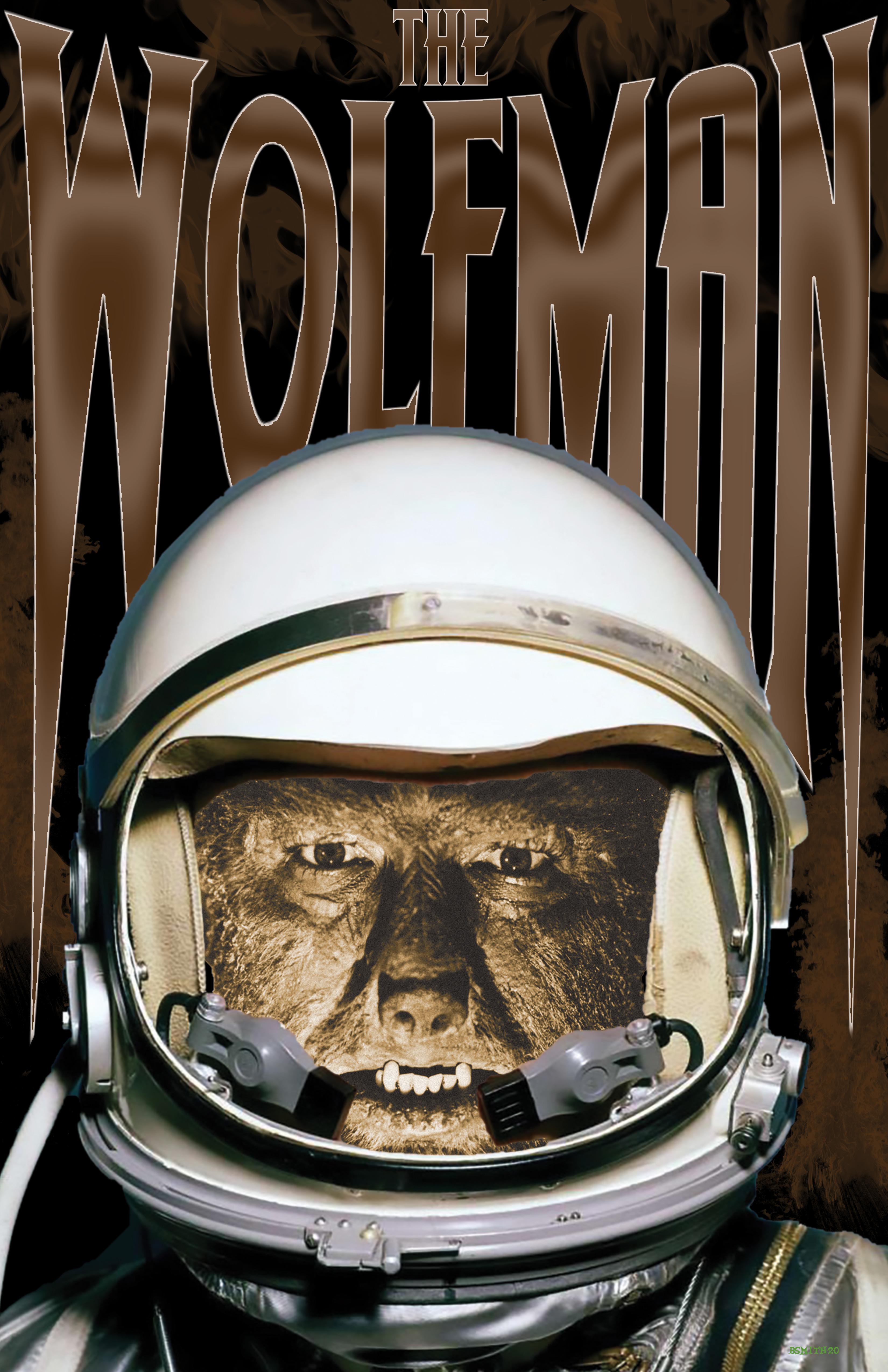 Universal Astro Zombie Wolfman