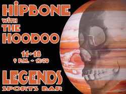 Hipbone November 11th