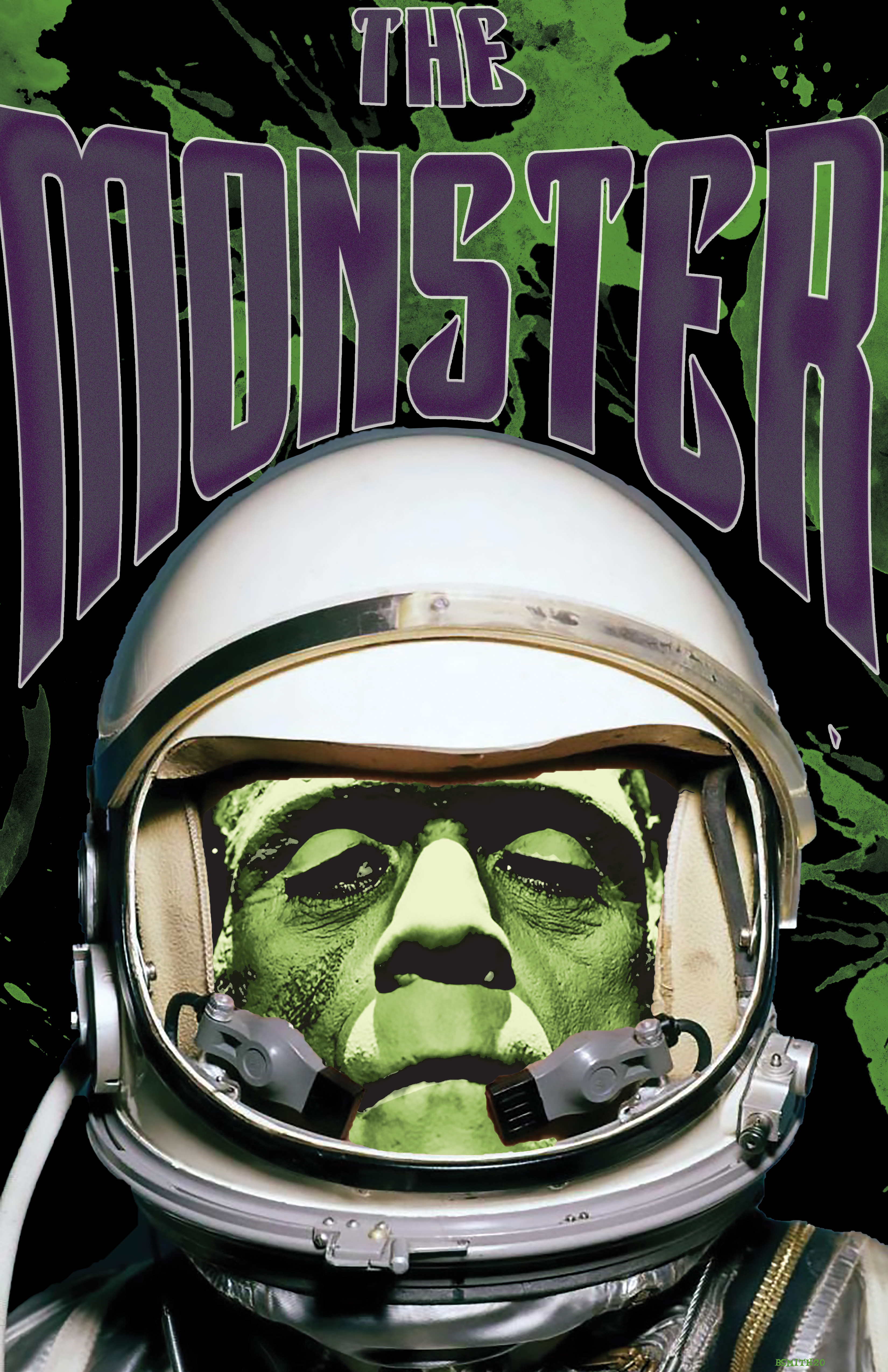 Frankenstein Astro Zombie