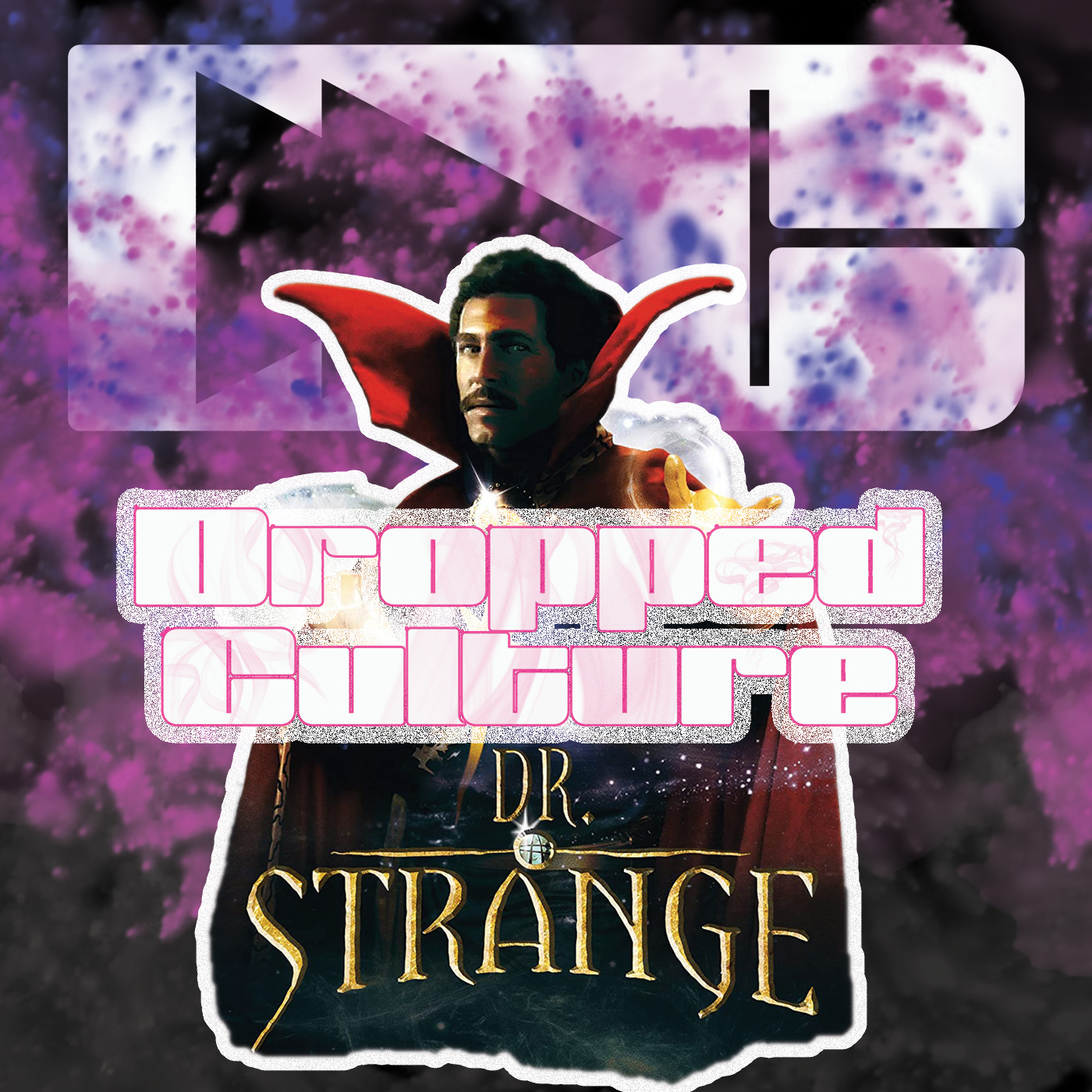 Dropped Culture Dr. Strange