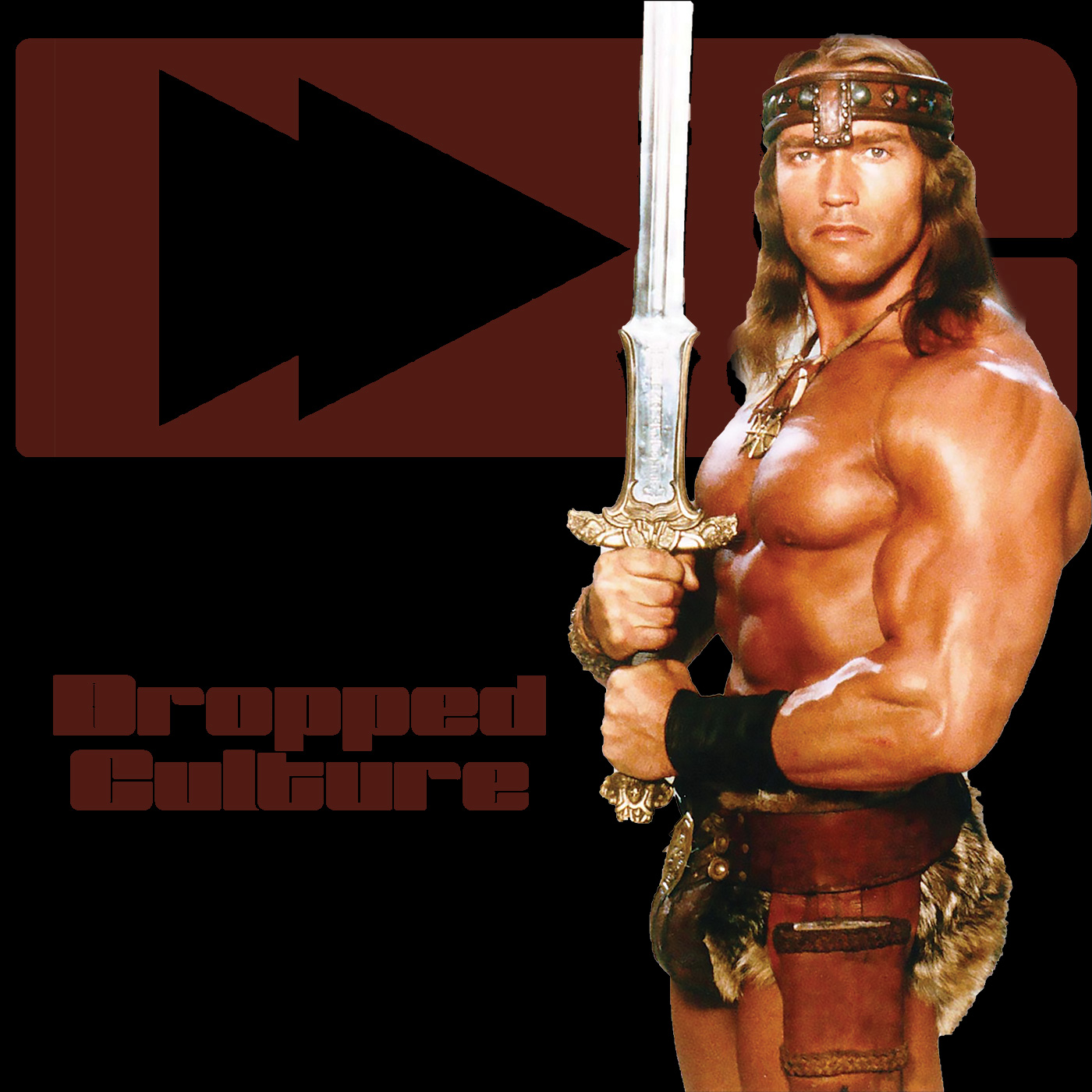 Dropped Culture Conan The Destroyer