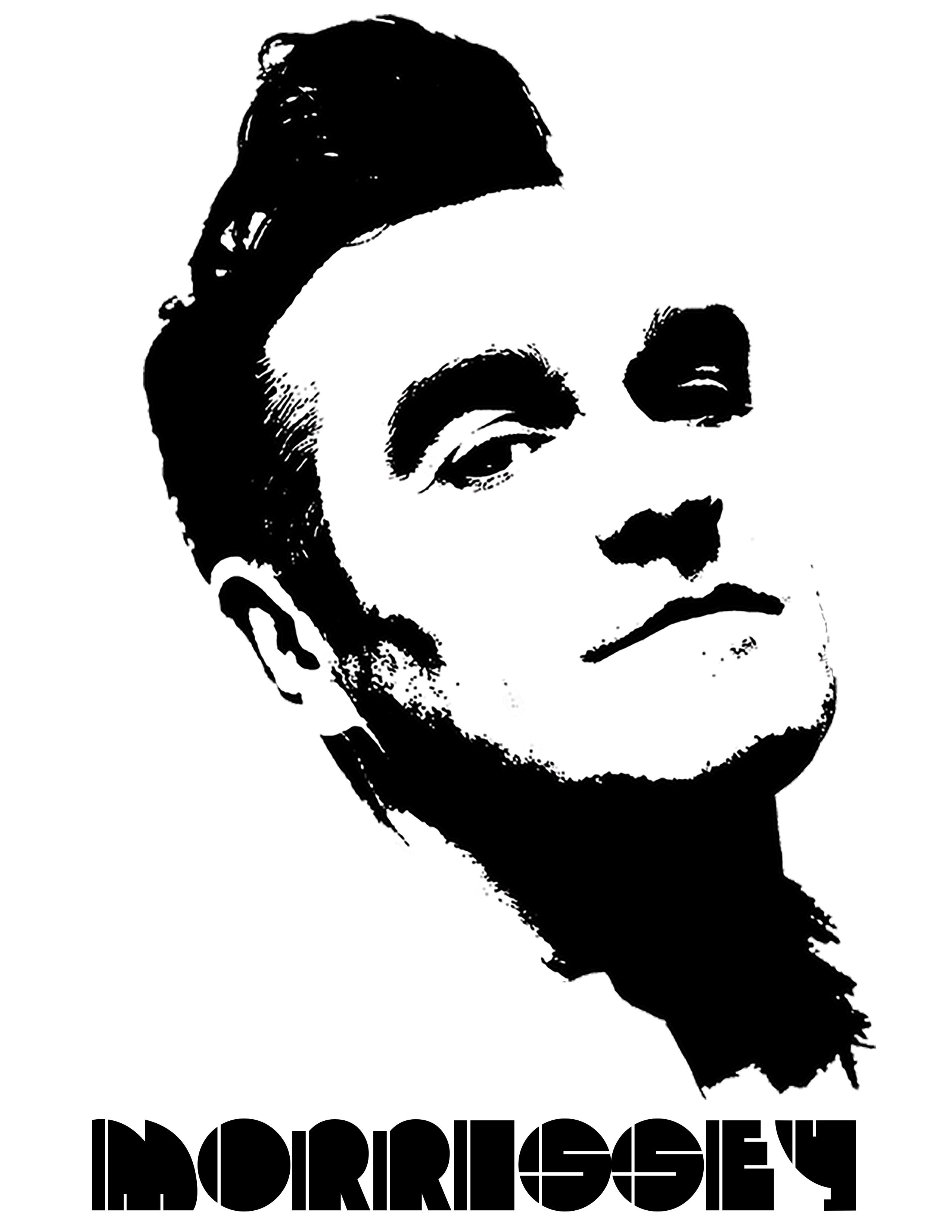 Morrissey copy