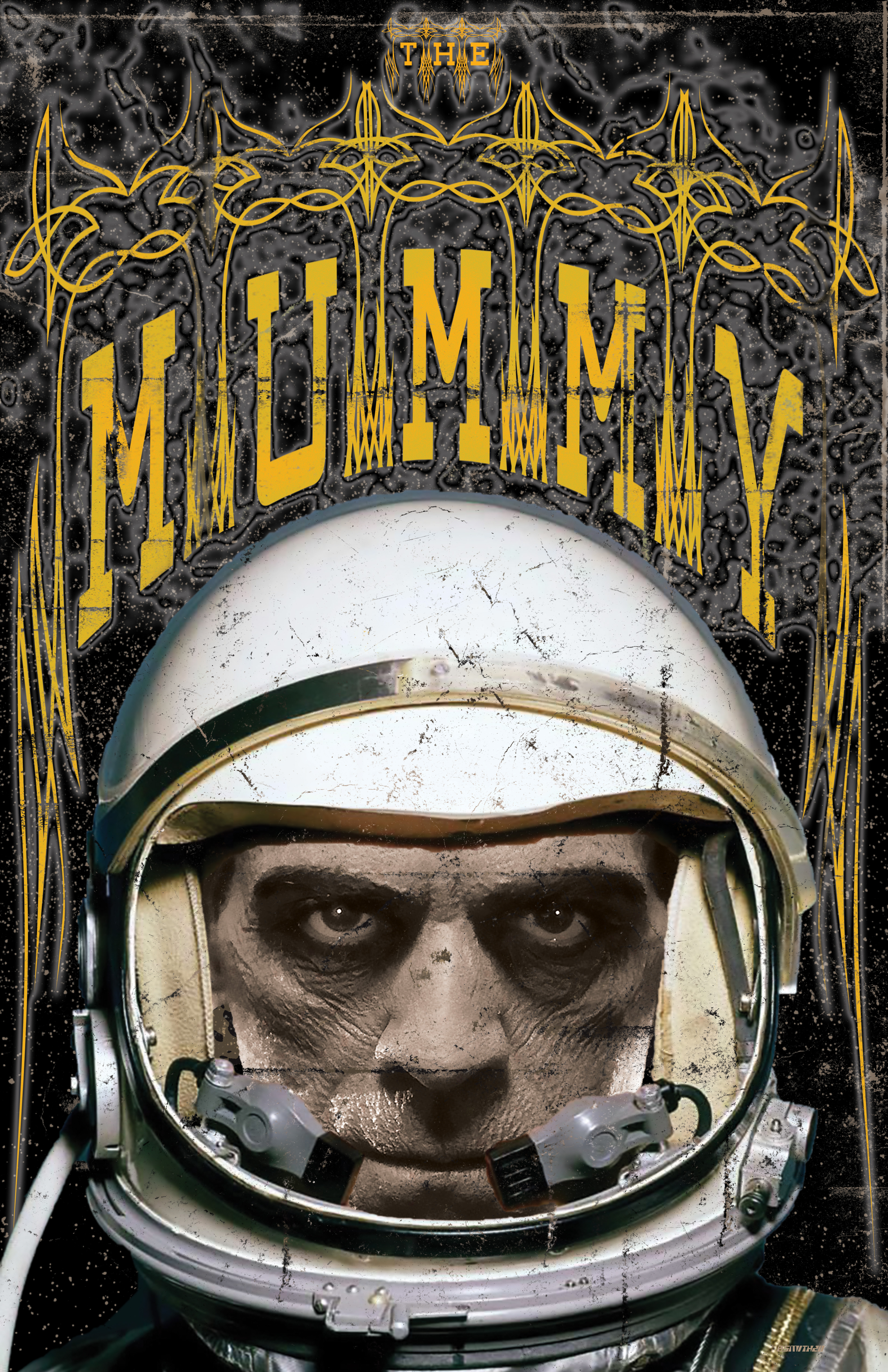 Universal Astro Zombies The Mummy 2