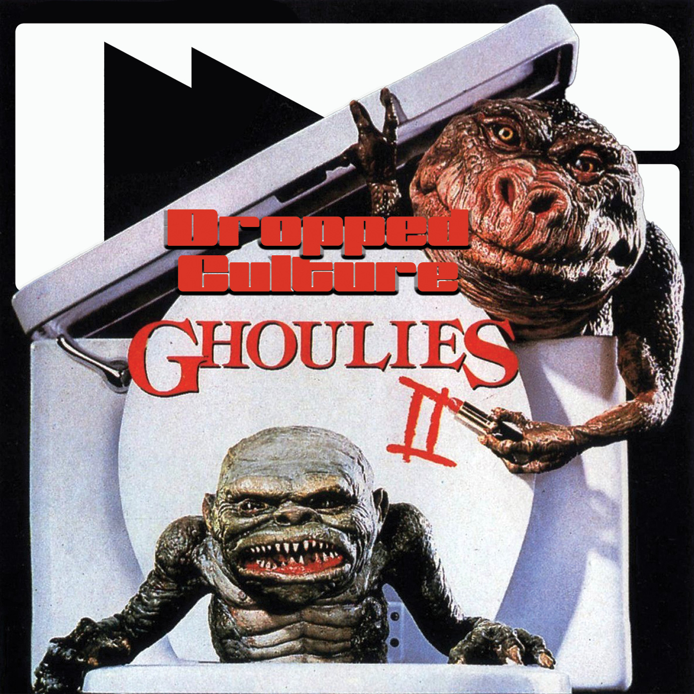 Dropped Culture Ghoulies 2