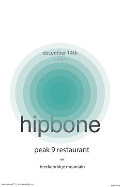 Hipbone December 14th