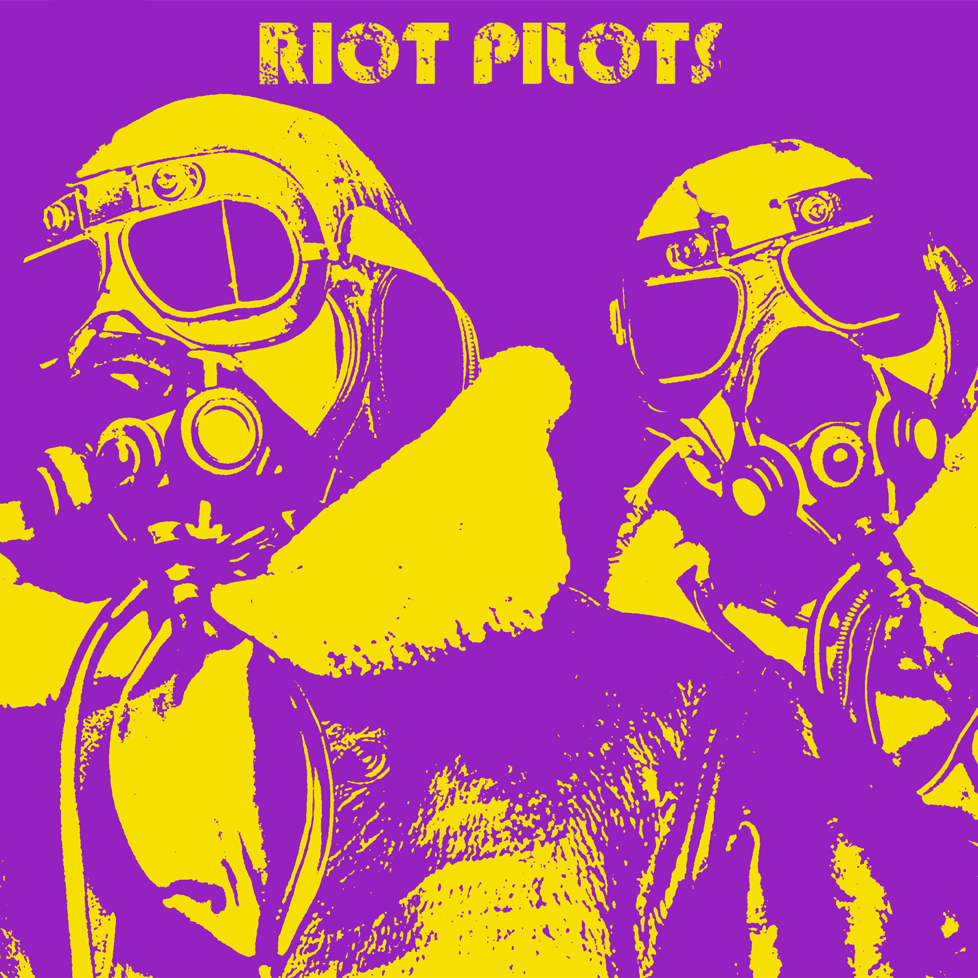 Riot Pilots E.P. Cover