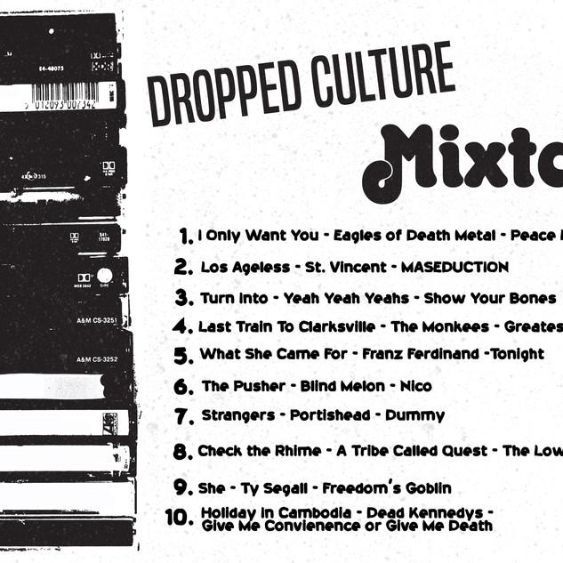 Dropped Culture Mixtape Vol.3