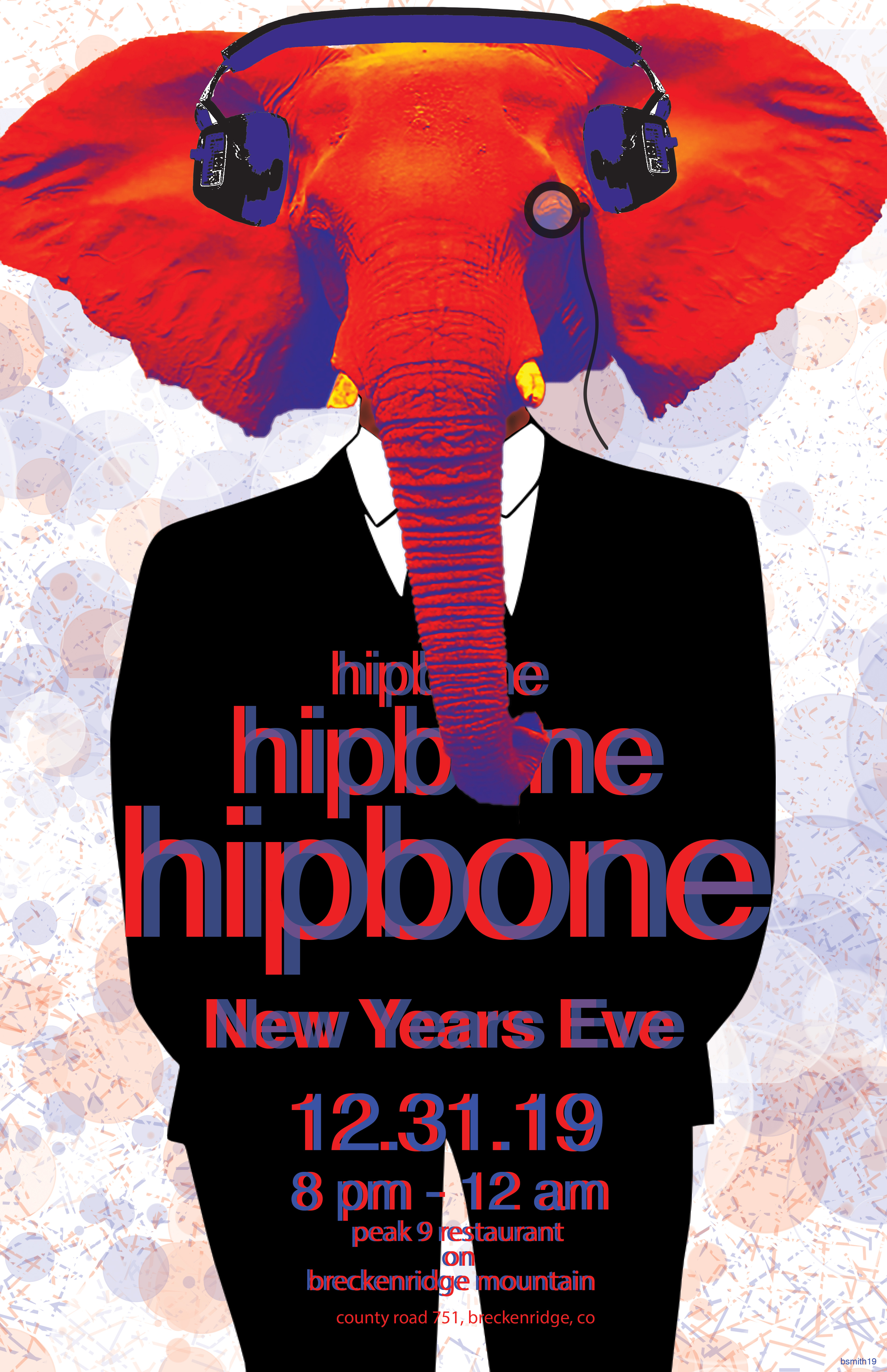 Hipbone New Years Eve 3