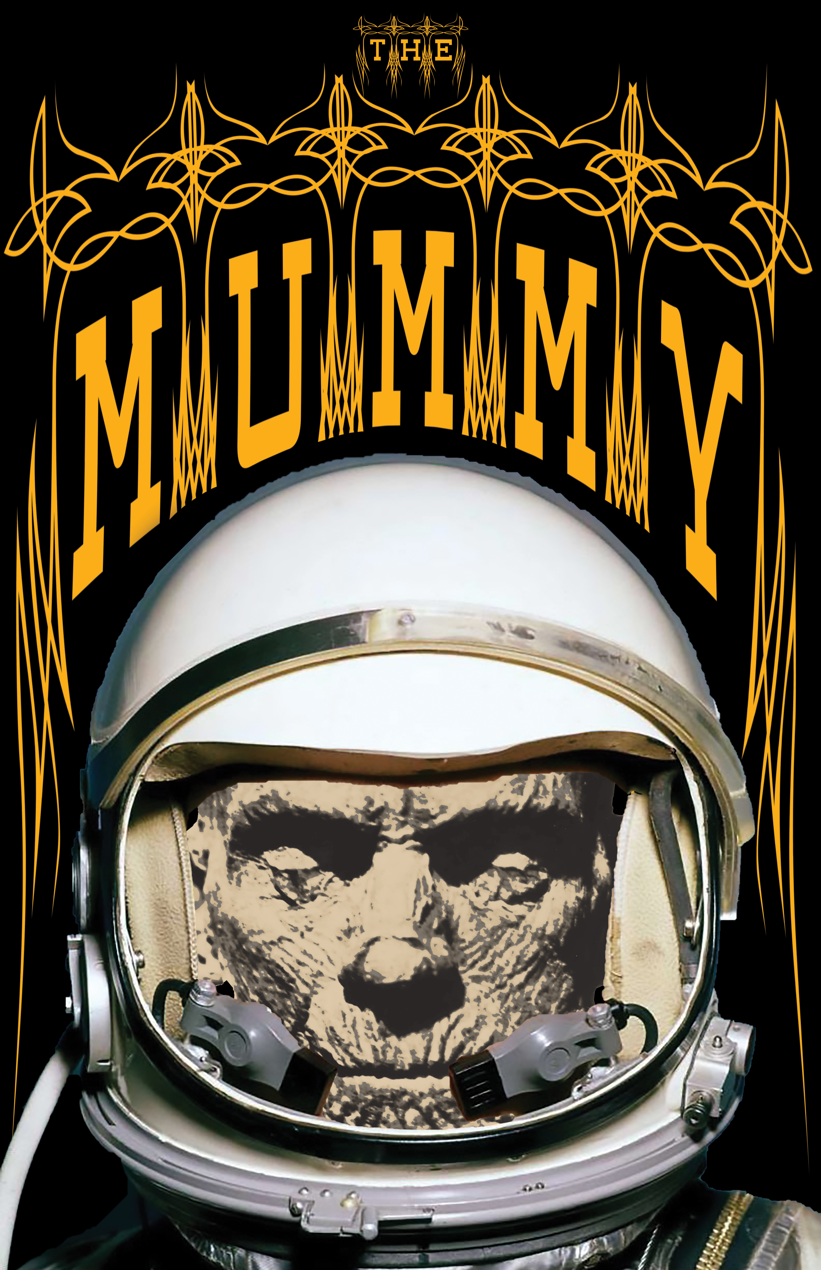 Universal Astro Zombies The Mummy