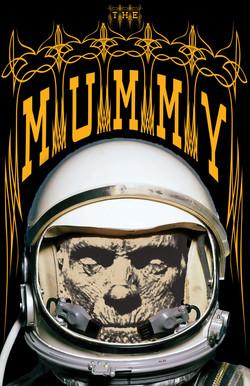 Universal Astro Zombies The Mummy