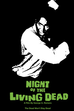 Night of the Living Dead 24 x 36
