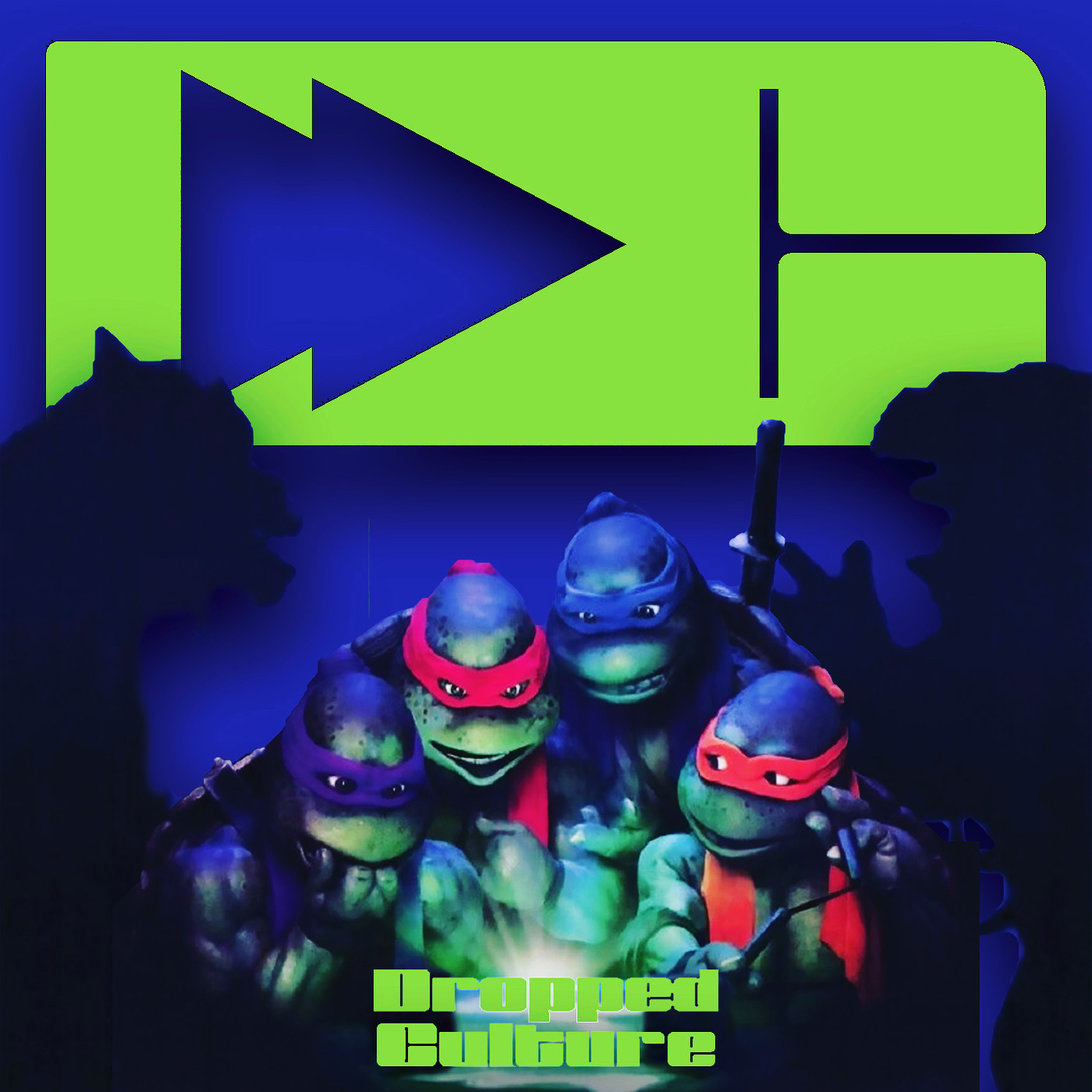 Dropped Culture TMNT 2