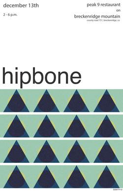 Hipbone Breckenridge Dec 13th