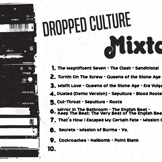 Dropped Culture Mixtape Vol.4