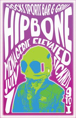 HIPBONE jULY 7TH