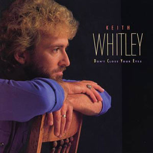 Keith Whitley album cover