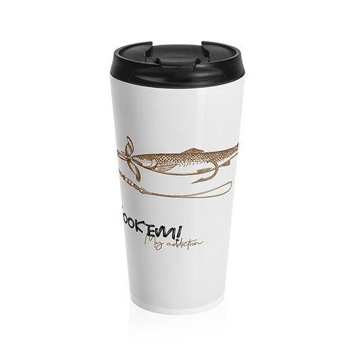 Pro Fisherman Stainless Steel Travel Mug