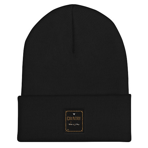 Country Addict Beanie