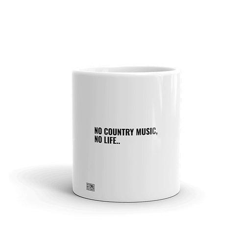 No Country Mug