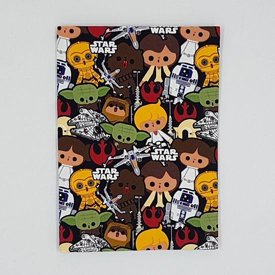 Plunket/Well Child Cover Star Wars Good Guys