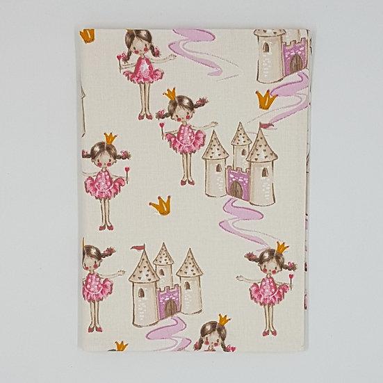 Plunket Well Child Cover Fabric NZ Hemmingbird Princesses