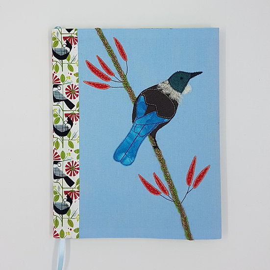 Journal Cover Tui