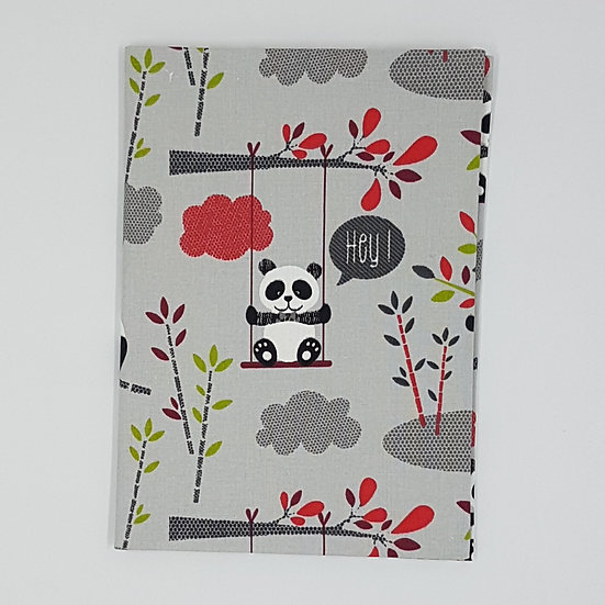 Plunket/Well Child Cover Pandas